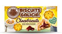 galletas envasadas individualmente Biscuits Galicia rellena chocolate