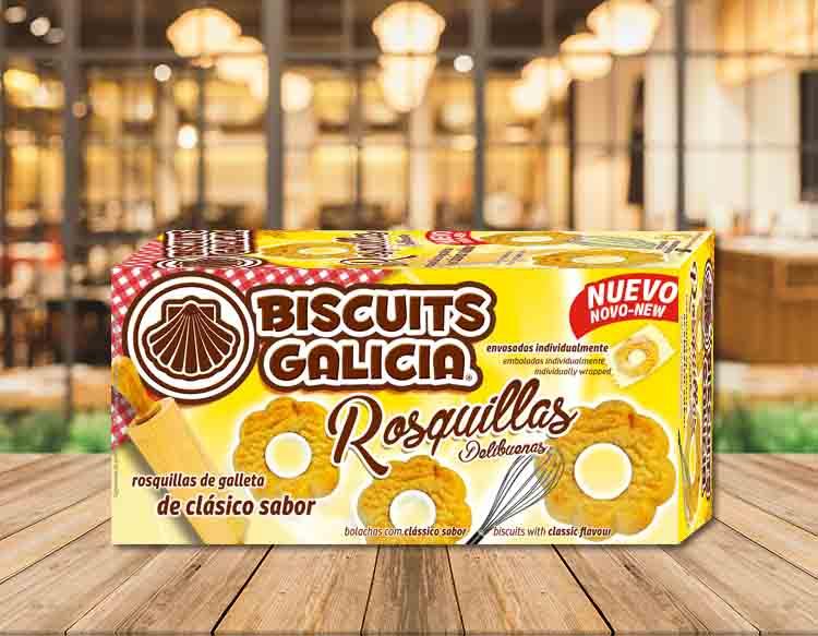 Rosquillas galletas anís