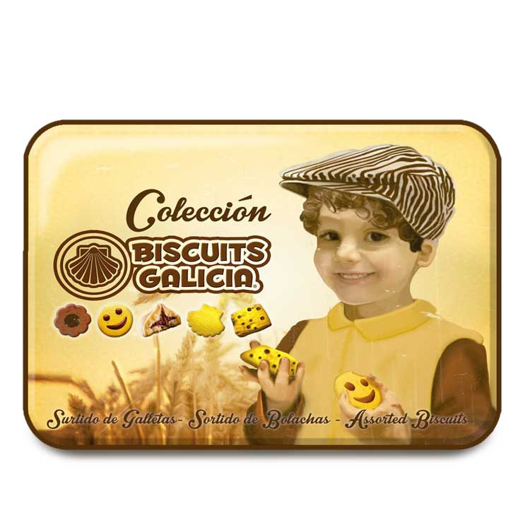 regalo Biscuits Galicia