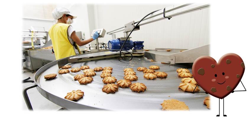 fábrica galletas para café envasadas individualmente Biscuits Galicia hostelería merienda desayuno